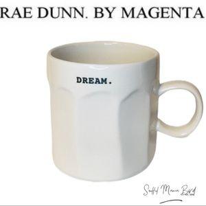 "RAE DUNN ""DREAM"" 16oz COLLECTORS MUG"